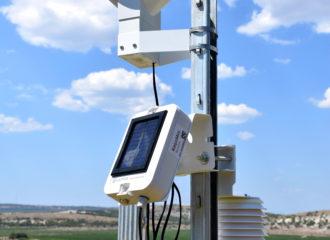 Современные метеорологические станции производства Кайпос