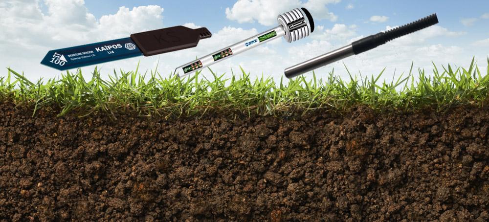 Датчик влажности почвы для теплицы