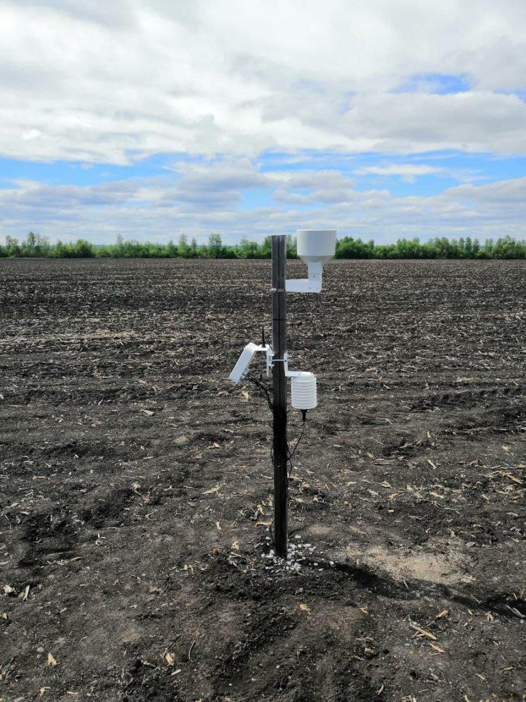 Цифровой датчик влажности почвы для системы полива от производителя