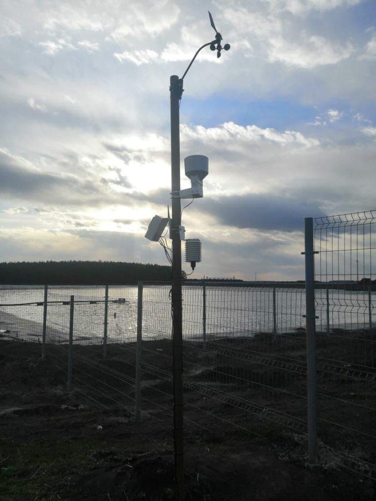 Погодные станции с выносными датчиками для дома